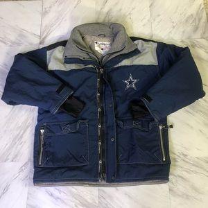 Vintage Dallas cowboys champion jacket